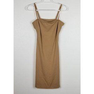 Spanx Assets Beige Dress form Sz L